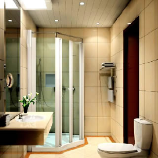 Bonito plafones ba o fotos espejos de bano con plafones leroy merlin mamparas para platos - Plafon para bano ...